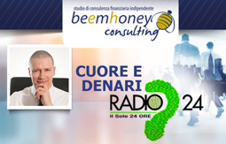 Beemhoney a Radio24